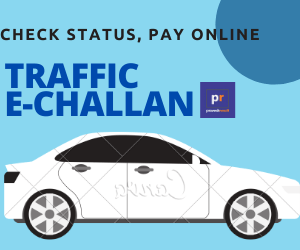 Traffic E-challan: How to Check status, How to pay online, Updated Challan Fees