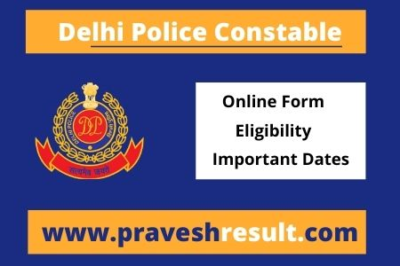 Apply Online | SSC Delhi Police Constable Online Form [5846 Post]