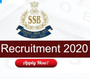 Apply Online | SSB [Sashastra Seema Bal] Constable Online Form [1522 Post]