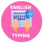 ENGLISH TYPING TEST