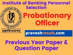 Read more about the article PDF IBPS PO Previous Year Question Papers With Answers (Hindi/Eng)